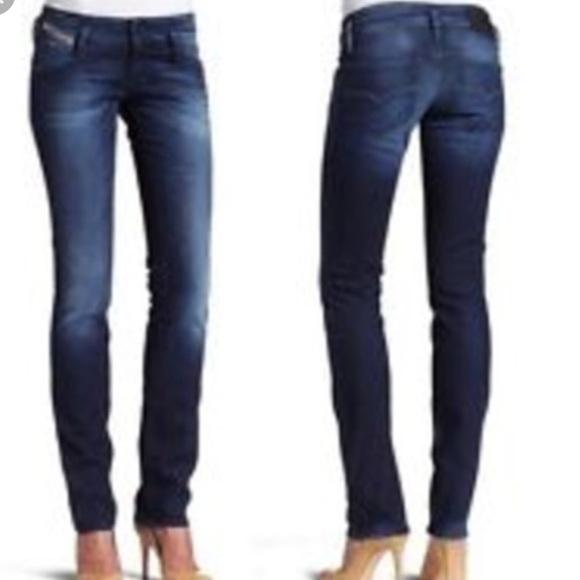 Diesel Denim - Diesel Matic Jeans Stretch